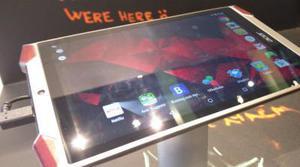 MWC 2016: Acer presenta su tablet para el mercado gaming
