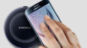 El cargador inalámbrico de Galaxy S6 y Gear VR es compatible con el Galaxy S7