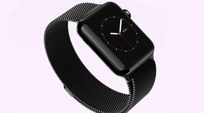 Lo nuevo del Apple Watch: una correa de nailon