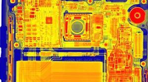 Los secretos del Samsung Galaxy S7, desvelados gracias a los rayos X