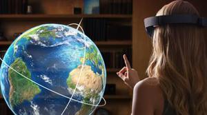Microsoft HoloLens comienza a distribuirse ente los desarrolladores