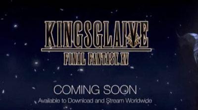 'Final Fantasy XV' estrenará en verano 'Kingslave' su película CGI