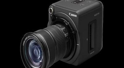 ME20F-SH de Canon está diseñada para ver en la oscuridad