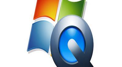 Si usas QuickTime en Windows, deberías desinstalarlo