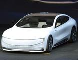 LeEco muestra al mundo su coche eléctrico y autónomo