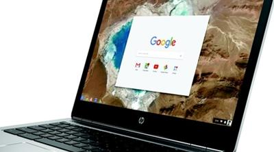 HP y Google crean un Chromebook sencillamente espectacular: HP Chromebook 13