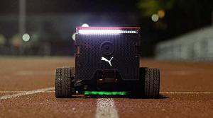 Puma crea un robot que se puede mover tan rápido como Ussain Bolt