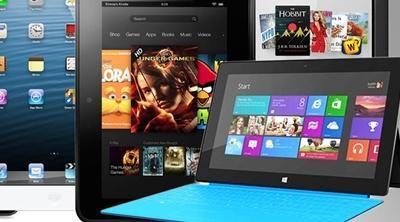 Las ventas de tablets caen estrepitosamente una vez más