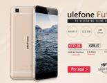 ¿Un smartphone real sin biseles? Así es el Ulefone Future por 200 euros