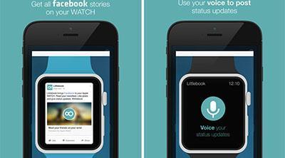 Ya puedes tener Facebook en tu Apple Watch
