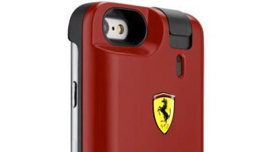iPhone 6: La funda de Ferrari que también rocía colonia