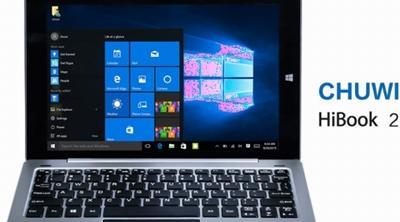 Chuwi HiBook, la tablet Dual OS con mejor relación calidad precio del mercado