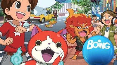 El fenómeno 'Yo-Kai Watch' triunfa en la televisión española con grandes audiencias