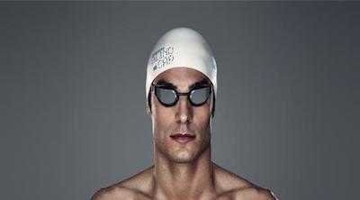 Samsung crea un gorro de natación para invidentes