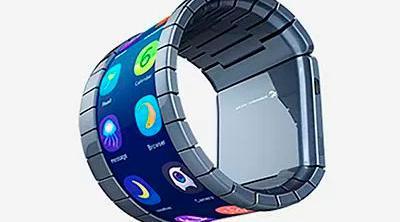 Moxi se adelanta a todas las compañías creando el primer smartphone flexible