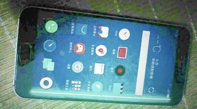 Se filtra en imágenes el primer Meizu con pantalla curva
