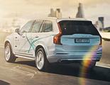Volvo pone fecha al coche autónomo: 2020