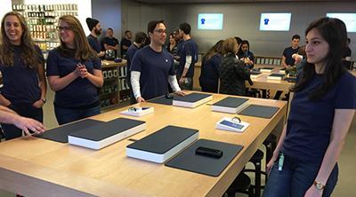 Ser trabajador de Apple puede ser muy duro