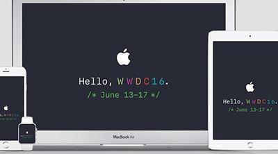 WWDC 2016 de Apple: todos los rumores previos