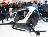 El dron que transporta personas ya tiene permiso para vuelos de prueba