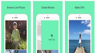 Motion Stills convierte las Live Photos en GIFs