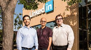 Microsoft se hace con LikendIn por 26.000 millones de dólares