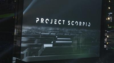 E3 2016: Microsoft anuncia la Xbox Project Scorpio