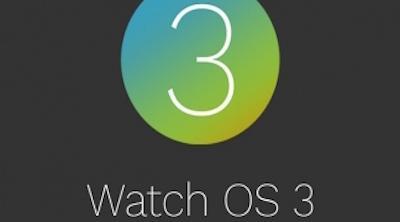 WatchOS 3 mejorará el rendimiento de los Apple Watch