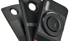 El próximo Moto Mod del Moto Z podría ser una cámara