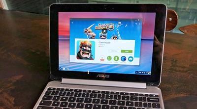Es oficial: Chrome OS ya cuenta con las aplicaciones de Android