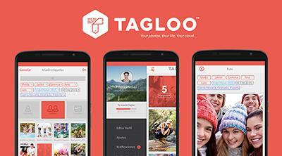 Tagloo se estrena como la alternativa a Facebook Moments hecha en España