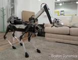 SpotMini, el nuevo y extraño robot de Boston Dynamics
