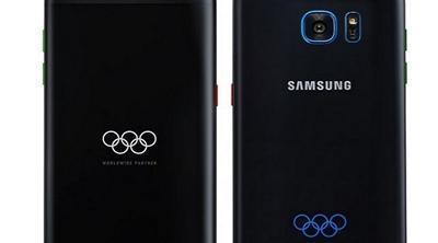 Presentado el Samsung Galaxy S7 edge Olympic Edition, el smartphone de las Olimpiadas
