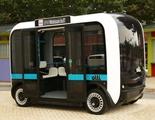 Ollie, el minibús eléctrico autónomo que revolucionará el transporte urbano