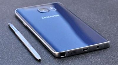 Baile de colores: el Samsung Galaxy Note 7 también tendrá versión en azul eléctrico