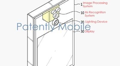 ¿Cómo funcionará el escáner de iris de Samsung en los Note?