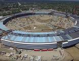 Así es el nuevo campus de Apple en vídeo a 6 de meses de completarse