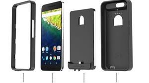 ¿Google Nexus 6P con 8500 miliamperios? Esta funda lo hace posible
