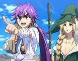 El anime 'Magi: Las aventuras de Sinbad' ya está disponible en Netflix España