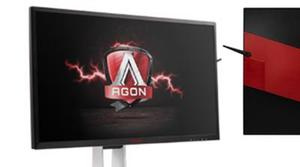 AOC presenta sus dos nuevos monitores QHD para la familia Agon