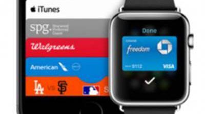 Apple Pay llega a Francia y a Hong Kong