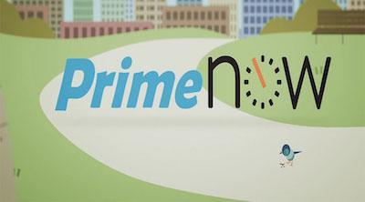 Amazon lanza en Madrid su servicio Prime Now