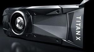 GeForce Titan X, el nuevo monstruo de Nvidia con arquitectura Pascal