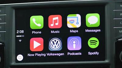CarPlay se impone en Ford, gracias a SYNC 3