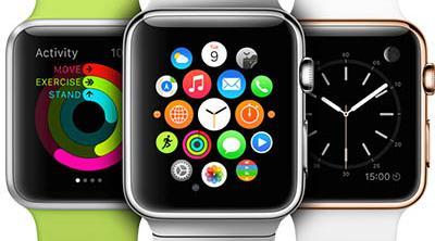 El Apple Watch, tres veces más famoso que el reloj de Samsung