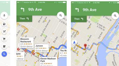 Google Maps incluirá un modo de funcionamiento sólo con WiFi