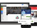 Google ya permite compartir las aplicaciones de Android en grupos familiares