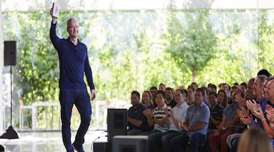 Apple celebra los mil millones de iPhones vendidos en todo el mundo