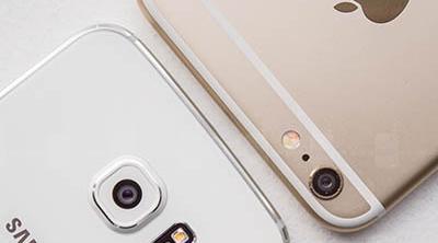 Apple, superada por Samsung con creces en este trimestre