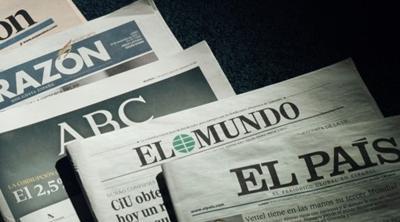 Las ventas de 'El Mundo' y 'El País' en papel vuelven caer en España, lo digital amenaza